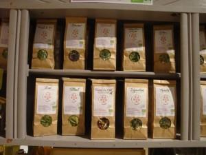 Sachets plantes aromatiques et médicinales
