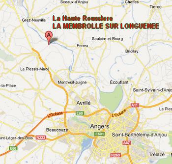 Severine CLORY La Haute Roussiere La Membrole Sur Longuenee