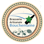 Logo vintage brasserie artisanale Bouchemaine
